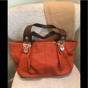 VINTAGE Michael Kors shoulder bag. EUC All leather